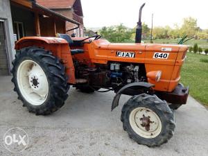 Fiat traktor