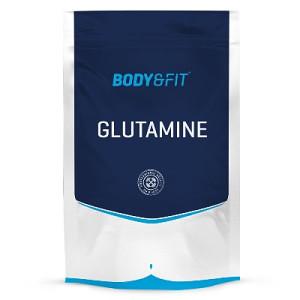 glutamin 0,5Kg body&fit