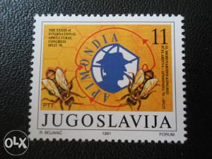 Markica Apimondia Split Jugoslavija (1991 god.)