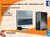 Komplet Računar HP 6000 Pro SFF Monitor 19