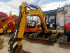 Mini bager 2008.god JCB 8052