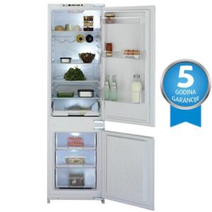 BEKO ugradbeni No Frost frižider BCHA 275 K2S