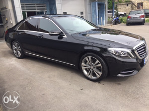 MERCEDES-BENZ S 350 D BlueTec 4Matic 50.000 kilometara