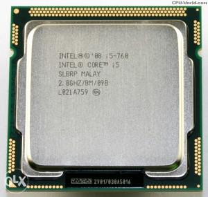 Računar i5 760 4 rama 320 HDD 1gb grafika