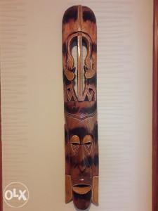 drvena maska