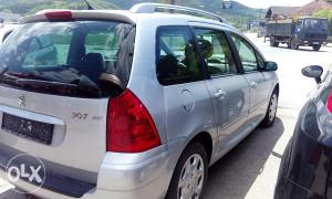 Peugeot 307, 2005.g. 1,6 hdi, EXTRA cijena!