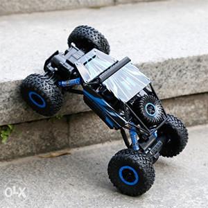 ROCK CRAWLER auto na daljinski 1:18 skala