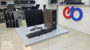 "Komplet računar dual core sa LCD 17"" monitorom"