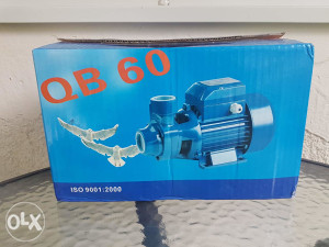 "Pumpa za vodu 0,3 KW - 40 lit/min ""DOSTAVLJAM"""