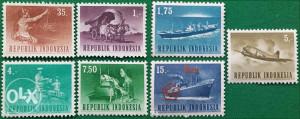INDONESIA 1964 - Poštanske marke - 2145 - čiste