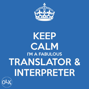 Profesionalni prevodilac za engleski jezik i BHS jezike