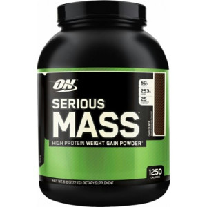 OPTIMUM SERIOUS MASS GAINER - 2700g
