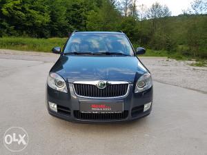 Škoda Fabia 1.9tdi ful