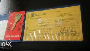 Knjižica kalendar i karta posl banke ZOI 84 SARAJEVO