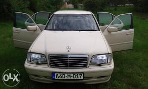 Mercedes c220 2.2cdi *Top-Top*Stanje
