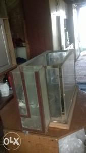 Akvarijum za ribice sa opremom