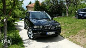 BMW X5 3.0d Registrovan do 8. mjeseca