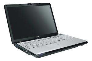 Laptop TOSHIBA SATELLITE P205 ( u dijelovima )