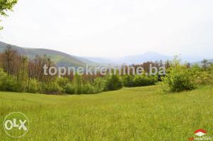 Zemljište 14440 m2 Kremeš, Vogošća