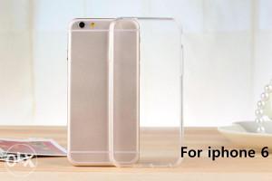Maska 0,3mm za Apple iPhone 6 / 6S prozirna
