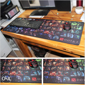 Gaming qck+ plus large podloga 600x300x2 DOTA Edition