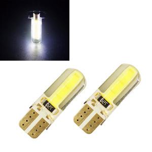 LED Ubodna Sijalica Pozicije CANBUS W5W COB 6000K