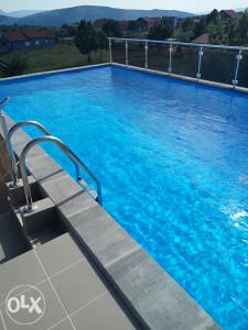 Bazeni i bazenska oprema