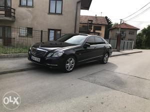 Mercedes-Benz e220 cdi avantgarde E 220 w212 model 2011