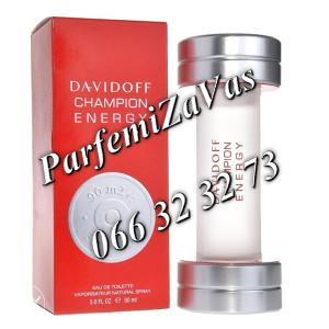 Davidoff Champion Energy 90ml Tester ... M 90 ml