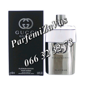 Gucci Guilty Platinum Edition 90ml Tester ... M 90 ml