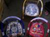 Djecije male stolice raznih motiva