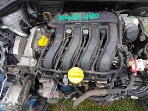 Motor Renault clio 3 1.6 16v komplet u dijelovima