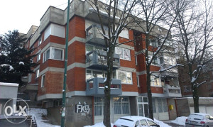 Dvosoban stan u ulici Antuna Hangija