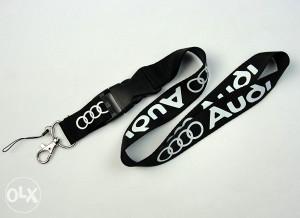 AUDI privjesak za kljuceve vrpca auto privjesak Audi
