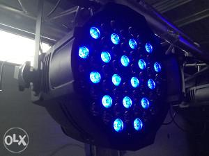 LED PAR 54X3