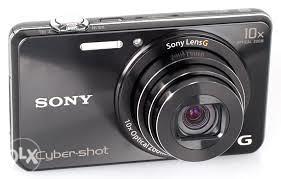 SONY CYBERSHOT WX220 - CRNI 18,2 MP