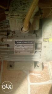 Elektro motor 0.37 kW 1370 o/min