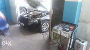 Servis i punjenje auto klima