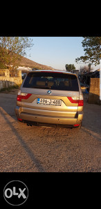 BMW X3 3.0d 2008god panorama