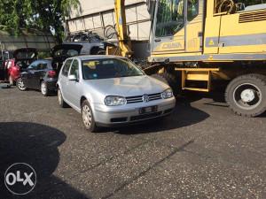 VW GOLF 4 1998-2004  1.9 TDI DIJELOVI KRLE AUTOOTPAD