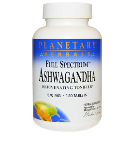 Ashwagandha / 570mg / 120 tableta