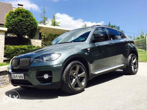 Bmw X6 3.5d X-Drive M-Performance , maxx full oprema