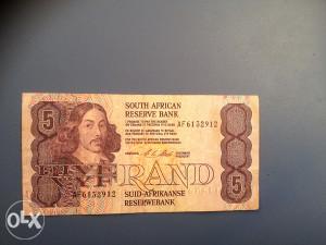 Novčanice JUŽNA AFRIKA