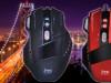 Mouse MS SAMURAI Gaming miš 4000dpi 7x LED MSI