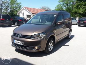 Volkwswagen Caddy Life 1,6TDI