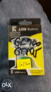 Baterija LG GC900/GT500/GT505,novo,KING