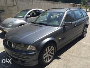 BMW 320D 2.0 2001 GOD