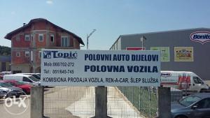 AUTO-OTPAD V.D TOPIĆ