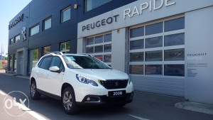 Peugeot 2008 STYLE 1,6 BlueHDI 100 KS-NOVO VOZILO