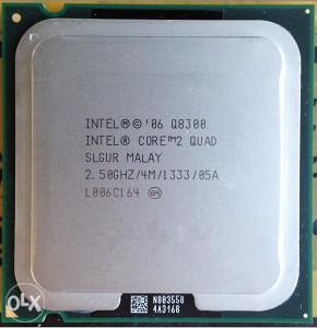 Procesor Intel Core 2 Quad Q8300